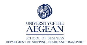 University of the Aegean / Department of Shipping, Trade and Transport logo